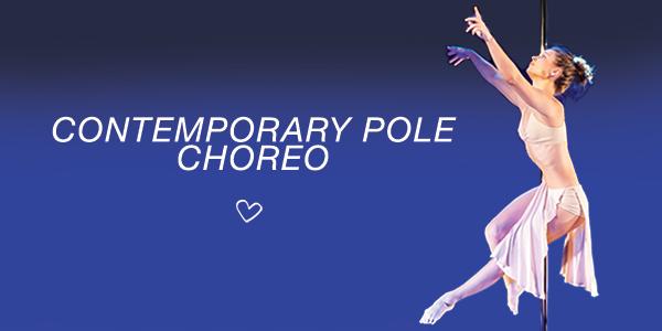 Comtemporary Pole Choreo