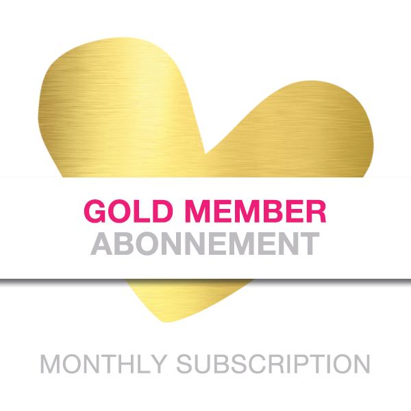 Gold Member paaldans abonnement