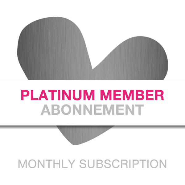 Platinum Member paaldans abonnement