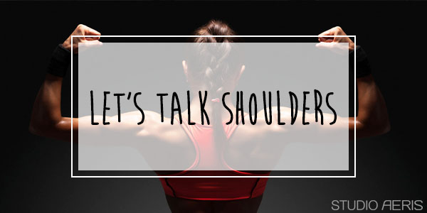 Paaldansen - Let' s Talk Shoulders