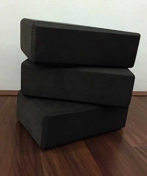 Yoga blocks paaldansen