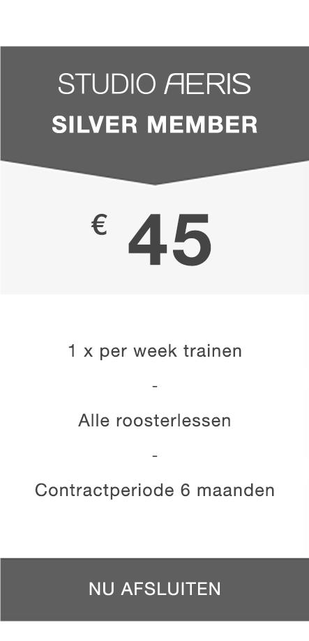 Paaldansen Utrecht - Silver Member abonnement