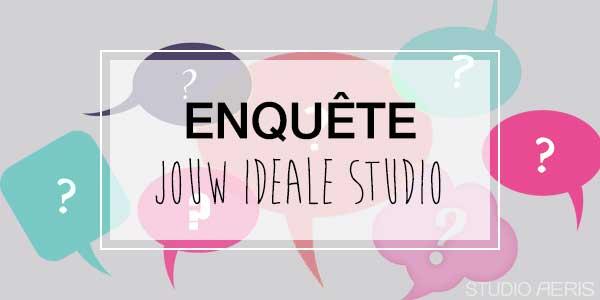 Enquête Ideale Studio paaldansen Utrecht