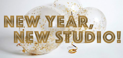 New Year New Studio - paaldansen Utrecht