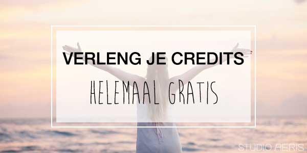 Verleng Je Credits - paaldansen Utrecht