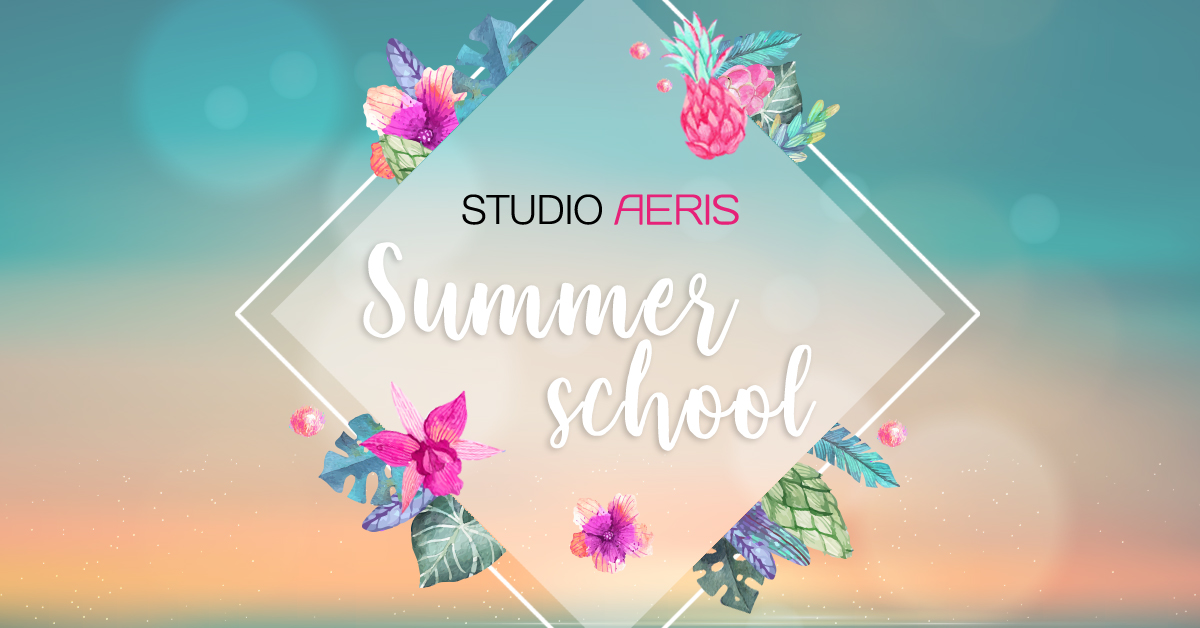 summer school - twerk, deep stretch, duo pole, exotic floowork, power tricks, paaldansen