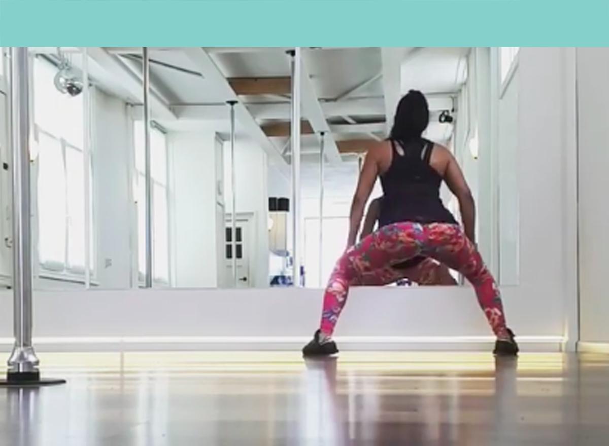 Twerk Fit dansles - Studio Aeris