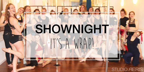 Shownight paaldansen