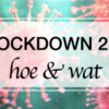 lockdown 2.0 informatie